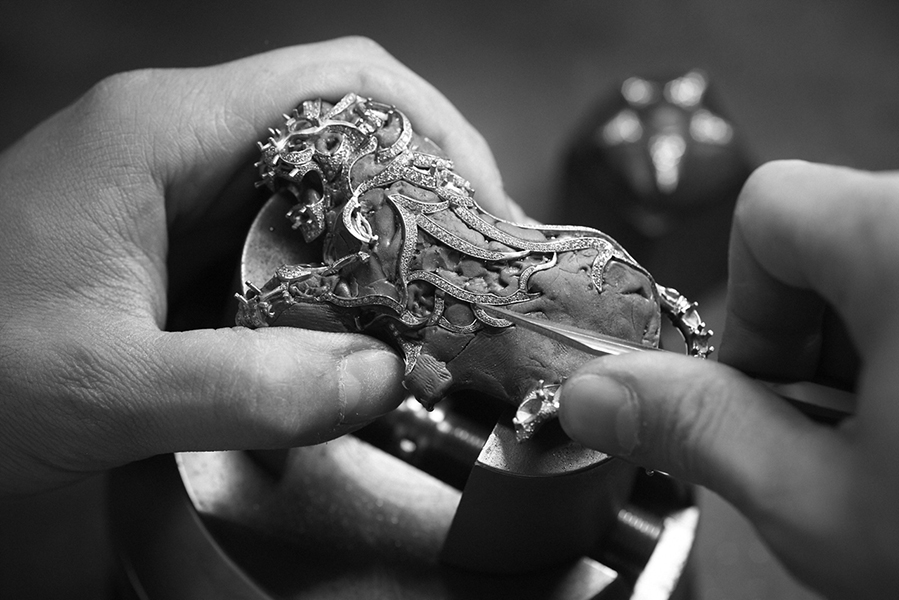 An Exclusive Look at the Making of Chanel's New Jewelry Collection: 'Sous le Signe du Lion'