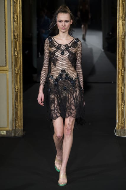 Paris Couture Week Coverage: Alexis Mabille Spring 2015 Collection