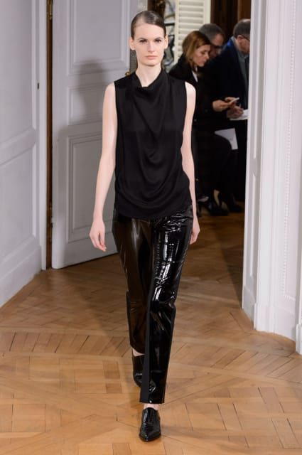 Paris Couture Week Coverage: Bouchra Jarrar Spring 2015 Collection