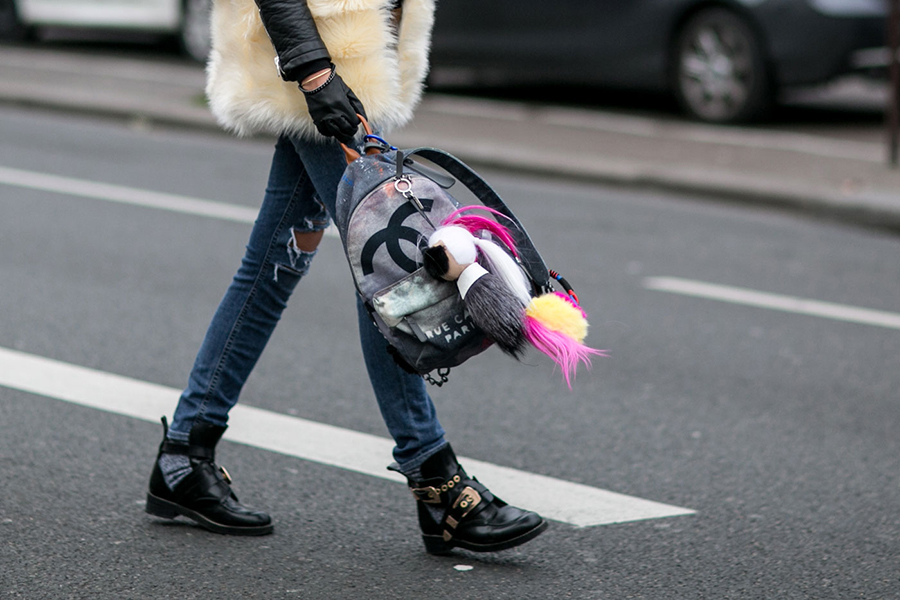 Spring 2015 Paris Couture Week Street Style