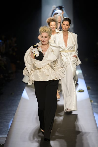 Paris Couture Week Coverage: Jean Paul Gaultier Spring 2015 Collection
