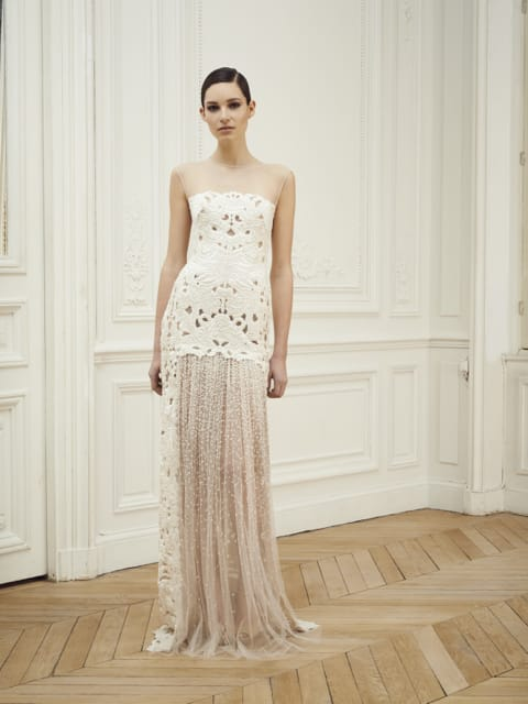 Paris Couture Week Coverage: Rami Al Ali Spring 2015 Collection