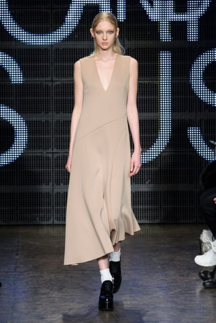 New York Fashion Week Coverage: DKNY Fall 2015 Collection