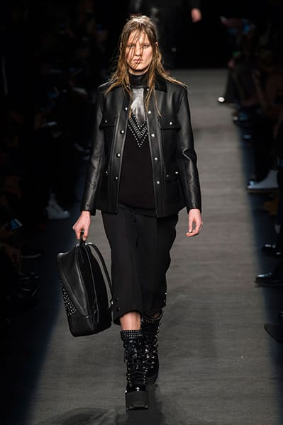 New York Fashion Week Coverage: Alexander Wang Fall 2015 Collection