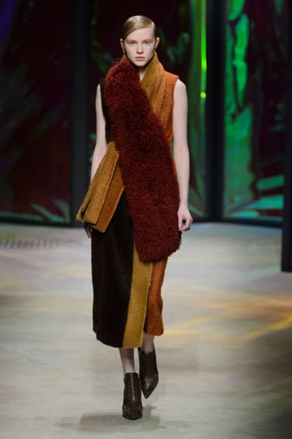 New York Fashion Week Coverage: Thakoon Fall 2015 Collection