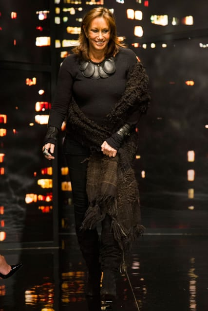 New York Fashion Week Coverage: Donna Karan Fall 2015 Collection