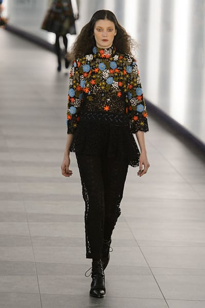 London Fashion Week Coverage: Preen Fall 2015 Collection