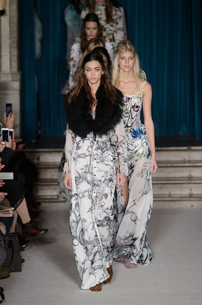 London Fashion Week Coverage: Matthew Williamson Fall 2015 Collection