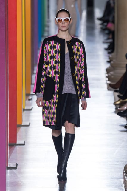 London Fashion Week Coverage: Jonathan Saunders Fall 2015 Collection