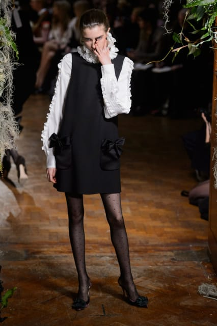 London Fashion Week Coverage: Giles Fall 2015 Collection