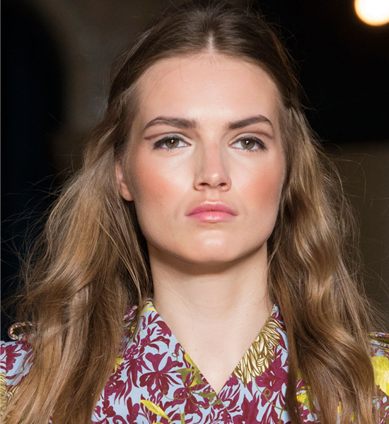 London Fashion Week Fall 2019: The Best Hair and Makeup