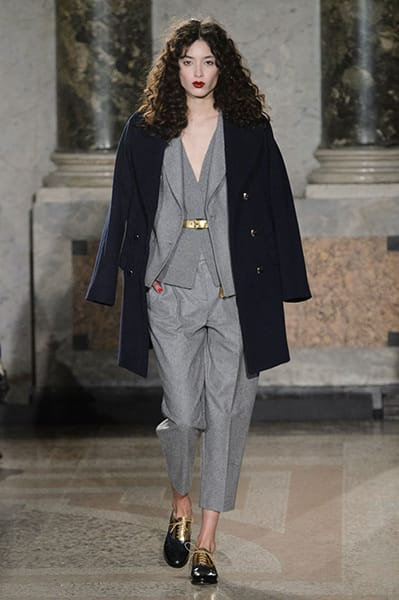 Milan Fashion Week Coverage: Blugirl Fall 2015 Collection