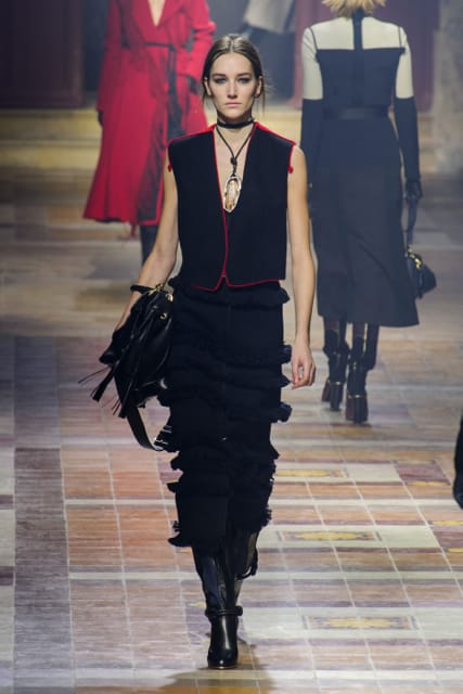 Paris Fashion Week Coverage: Lanvin Fall 2015 Collection
