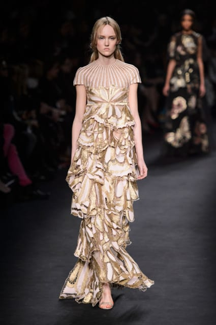 Paris Fashion Week Coverage: Valentino Fall 2015 Collection