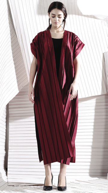 An Exclusive First Look at UAE Brand IAMMAI's Architectural SS15 Collection
