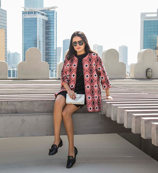 7 Days of Chic: Lilian Afshar