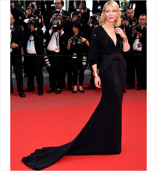 Cate Blanchett's Most Memorable Red Carpet Moments