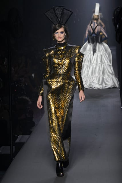Jean Paul Gaultier Fall 2015 Couture
