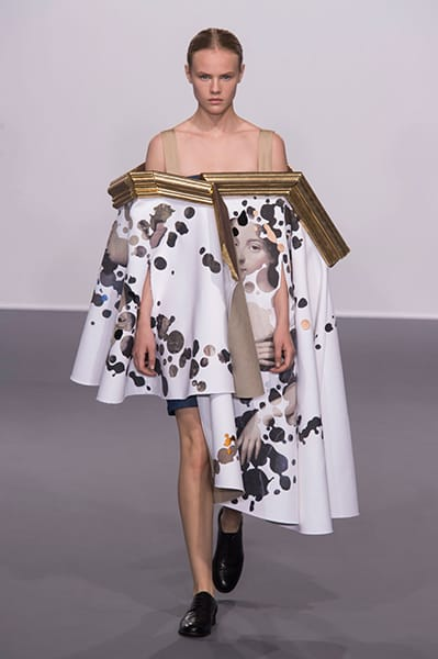 Viktor & Rolf Fall 2015 Couture