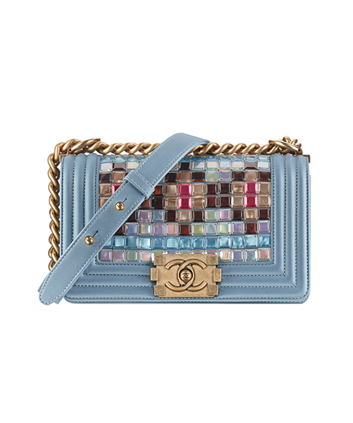 Enjoy a Taste of Chanel's Bistro-Inspired Accessories Collection