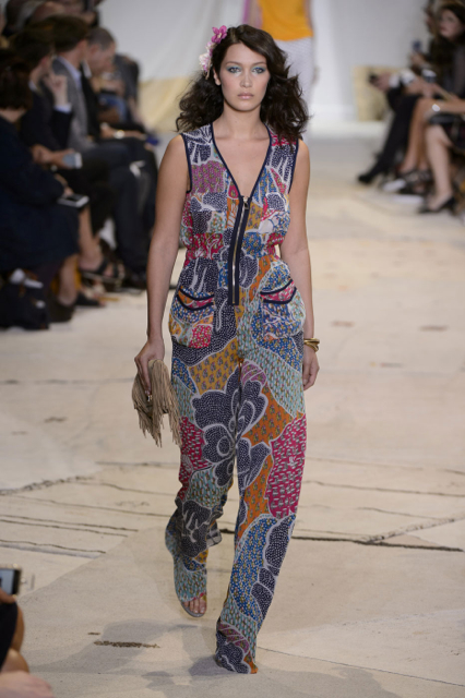 New York Fashion Week Coverage: Diane Von Furstenberg Spring 2016 Collection