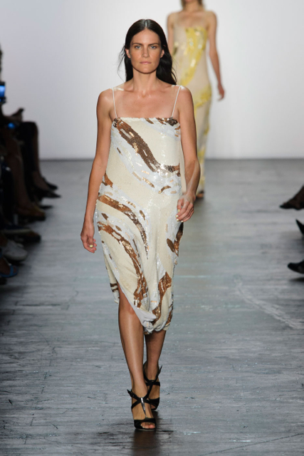 New York Fashion Week Coverage: Prabal Gurung Spring 2016 Collection