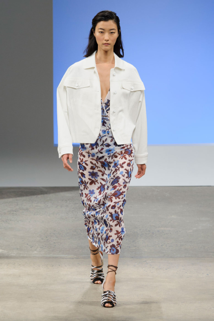 New York Fashion Week Coverage: Thakoon Spring 2016 Collection
