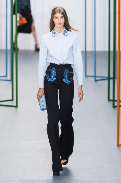 London Fashion Week Coverage: Holly Fulton Spring 2016 Collection