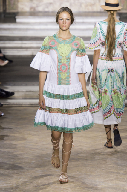 22b134850078 London Fashion Week Coverage  Temperley London Spring 2016 Collection