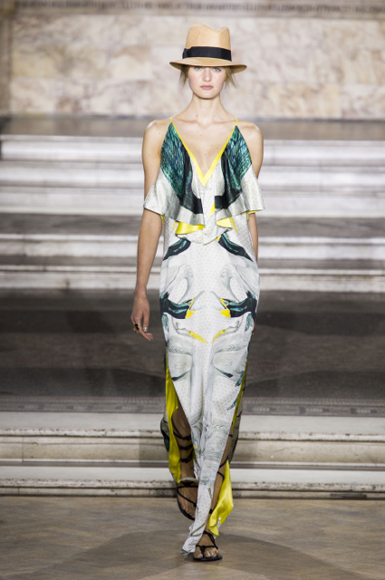 London Fashion Week Coverage: Temperley London Spring 2016 Collection