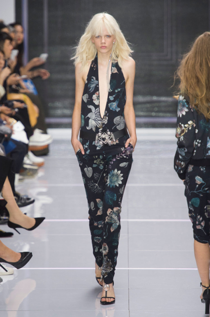 London Fashion Week Coverage: Versus Versace Spring 2016 Collection