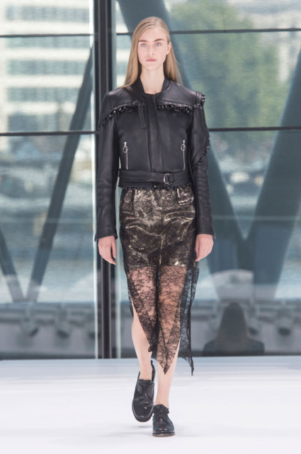 London Fashion Week Coverage: Preen by Thornton Bregazzi Spring 2016 Collection