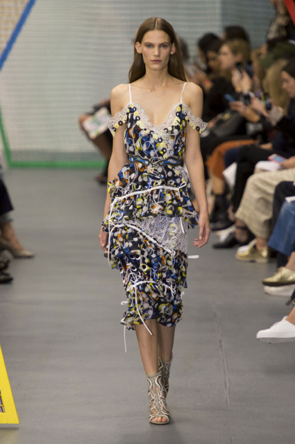 London Fashion Week Coverage: Peter Pilotto Spring 2016 Collection