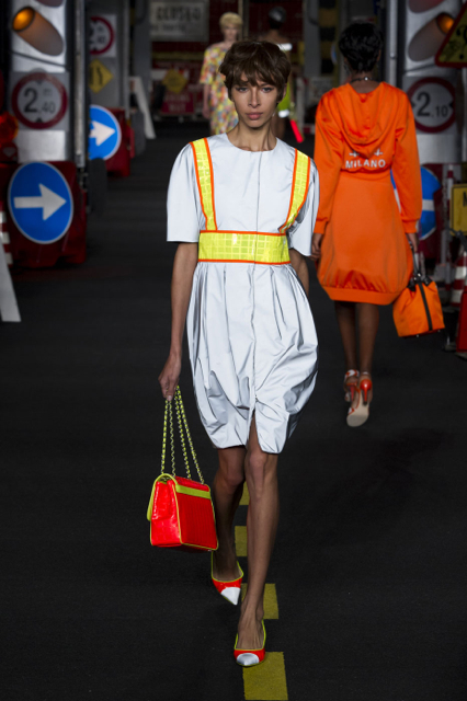 Milan Fashion Week Coverage: Moschino Spring 2016 Collection