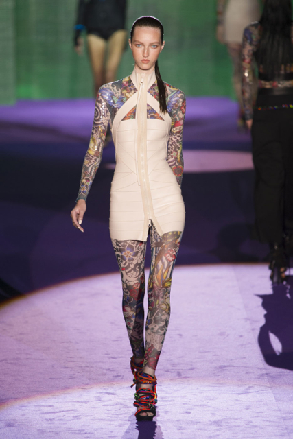Milan Fashion Week Coverage: DSquared2 Spring 2016 Collection