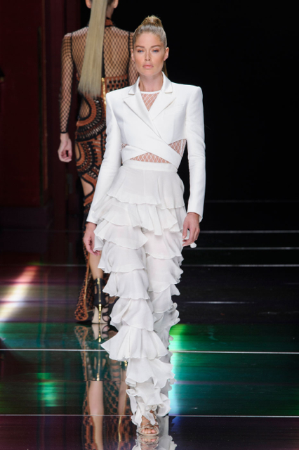 Paris Fashion Week Coverage: Balmain Spring 2016 Collection