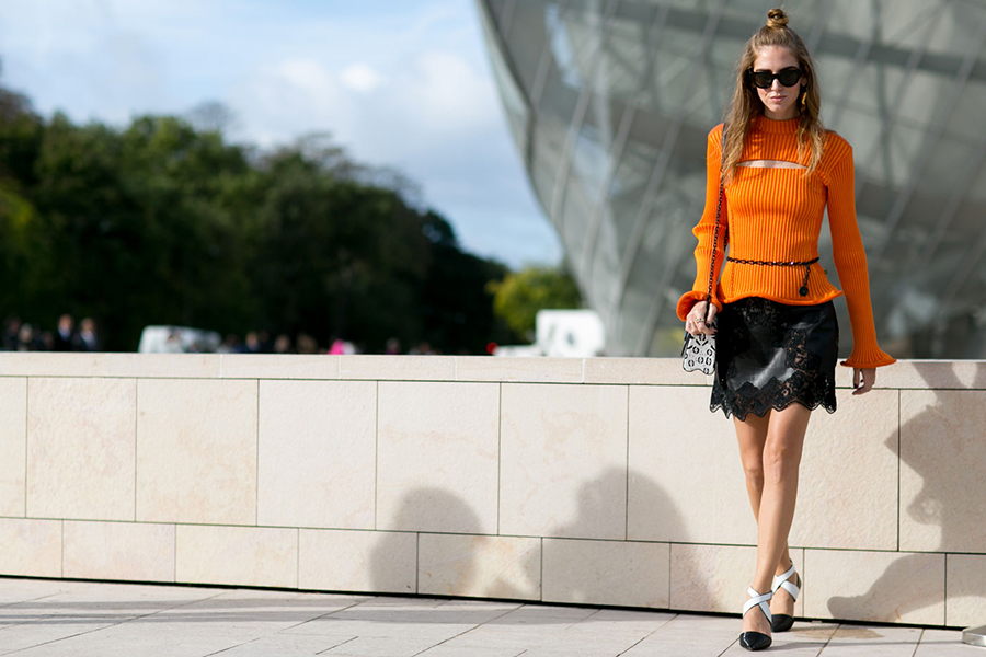 The Best Street Style Looks of PFW