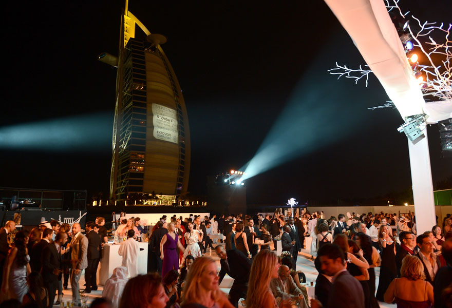 Behind the Scenes: The Best Moments of the 2012 Dubai International Film Festival