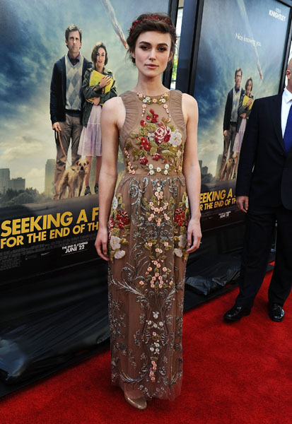 Style Watch: Keira Knightley, Emma Stone, and More