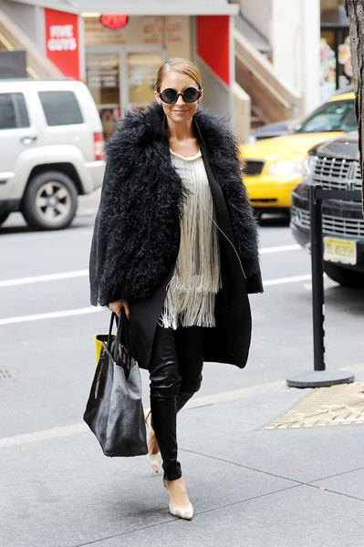 Street Chic: Nicole Richie, Alessandra Ambrosio, and more