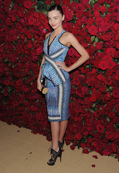 Style Watch: Miranda Kerr, Leighton Meester, and more