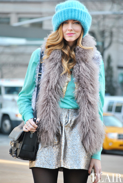 Street Style: Fall 2013 New York Fashion Week