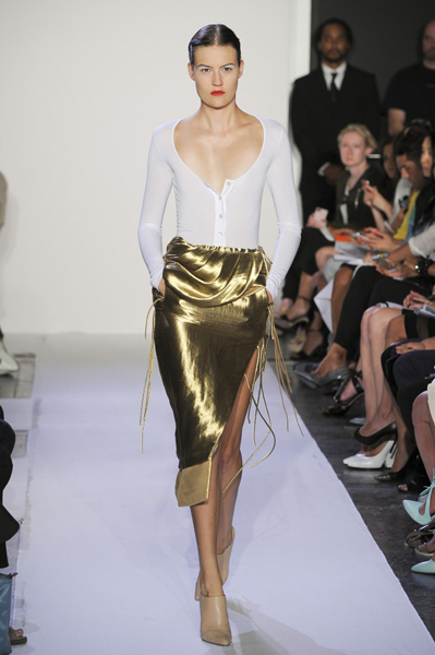New York Fashion Week Coverage: Altuzarra Spring 2014 Collection