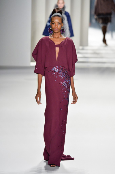 New York Fashion Week Coverage: Carolina Herrera Fall 2014 Collection