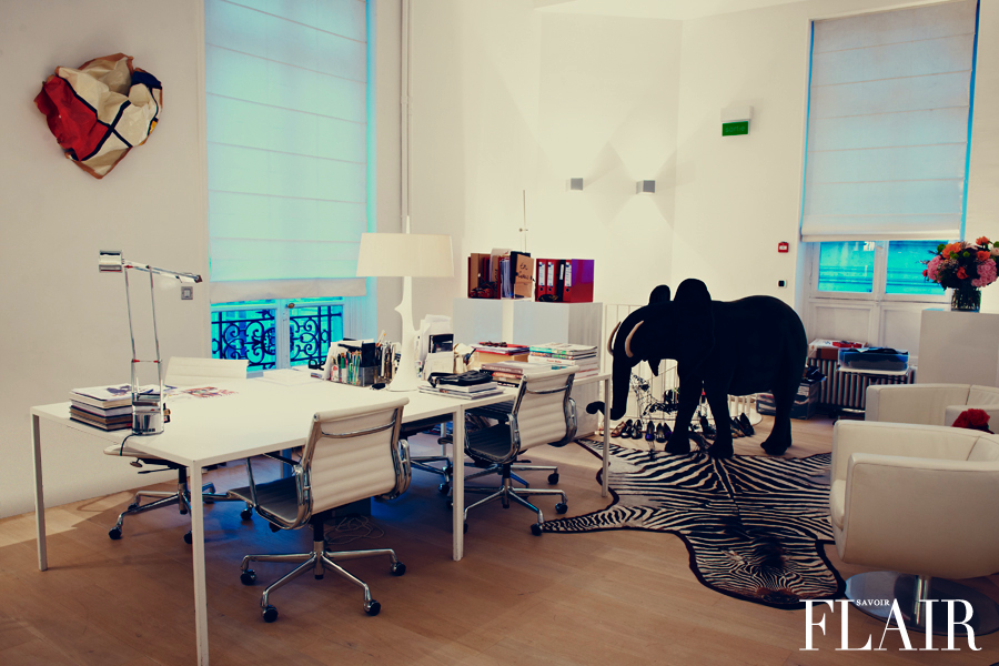 Fashion HQ: Inside the Roger Vivier Studio