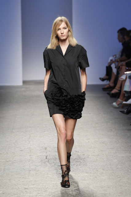 Milan Fashion Week Coverage: N° 21 Spring 2014 Collection