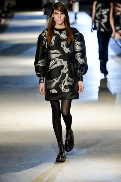 London Fashion Week Coverage: Giles Fall 2014 Collection