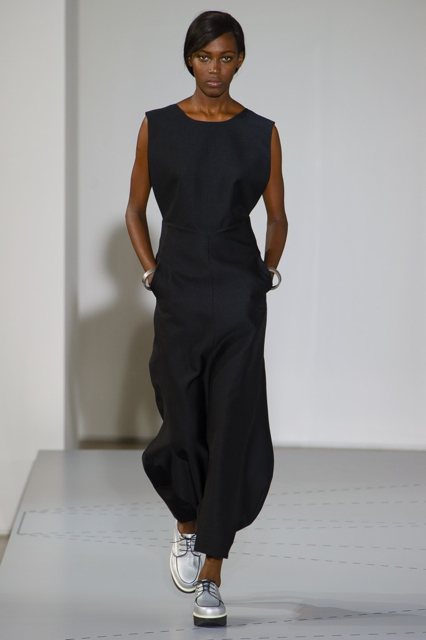 Milan Fashion Week Coverage: Jil Sander Spring 2014 Collection