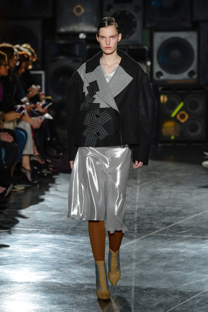 London Fashion Week Coverage: Jonathan Saunders Fall 2014 Collection