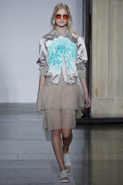London Fashion Week Coverage: Jonathan Saunders Spring 2014 Collection